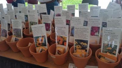 Promoting pollinator habitat.